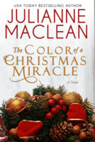 the color of a christmas miracle book cover