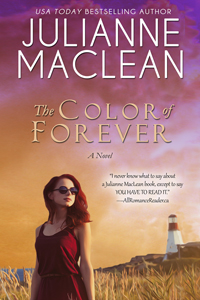 color of forever book cover