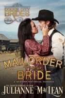 mail order prairie bride book cover