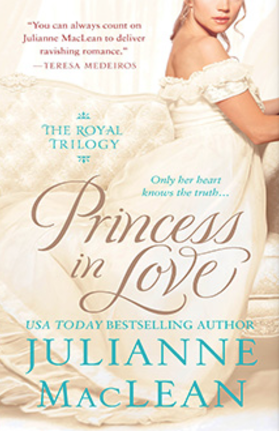 princess in love book cover