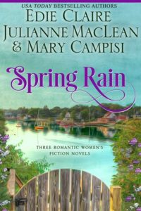 spring rain book cover