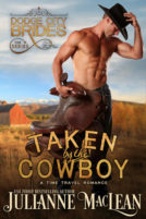 taken by the cowboy book cover