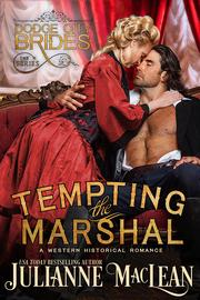tempting the marshal book cover
